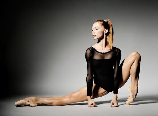 IANA SALENKO shares her fitness secrets.