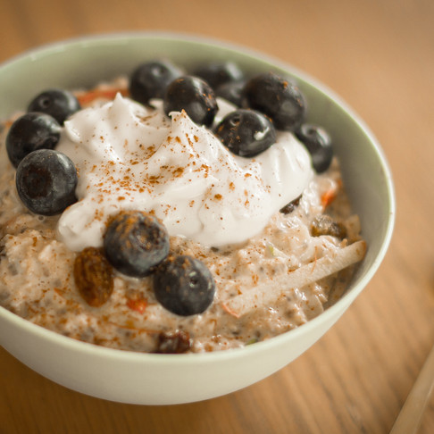 APPLE PIE BIRCHER MUESLI