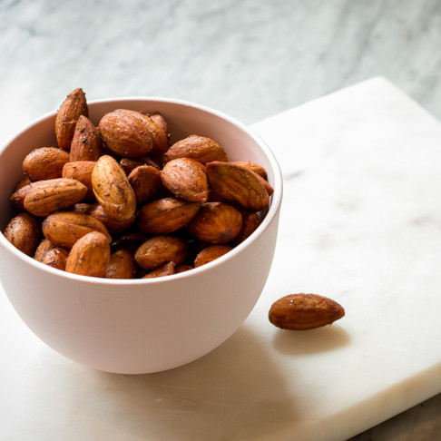 ACTIVATED CINNAMON CRUNCH ALMONDS