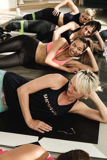 ballet training women workouts