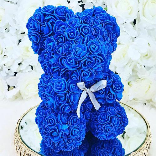"""10"""" Belle Royal Rose Bear"""