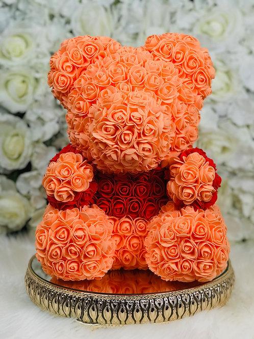 Belle Pooh  Rose Bear