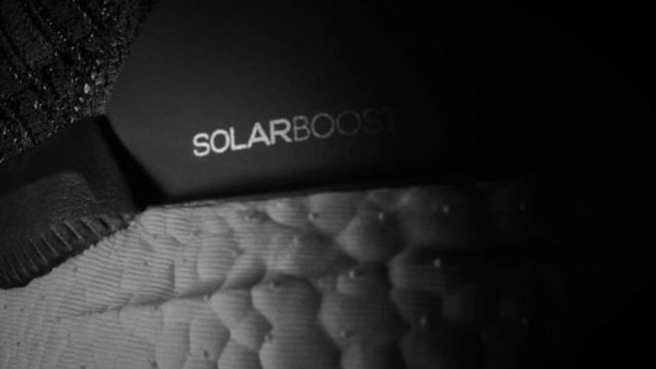 Adidas SolarBoost Launch