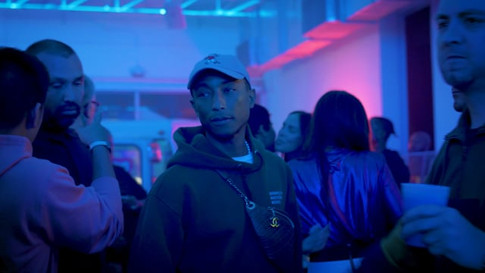 Billionaire Boys Club / Pharrell