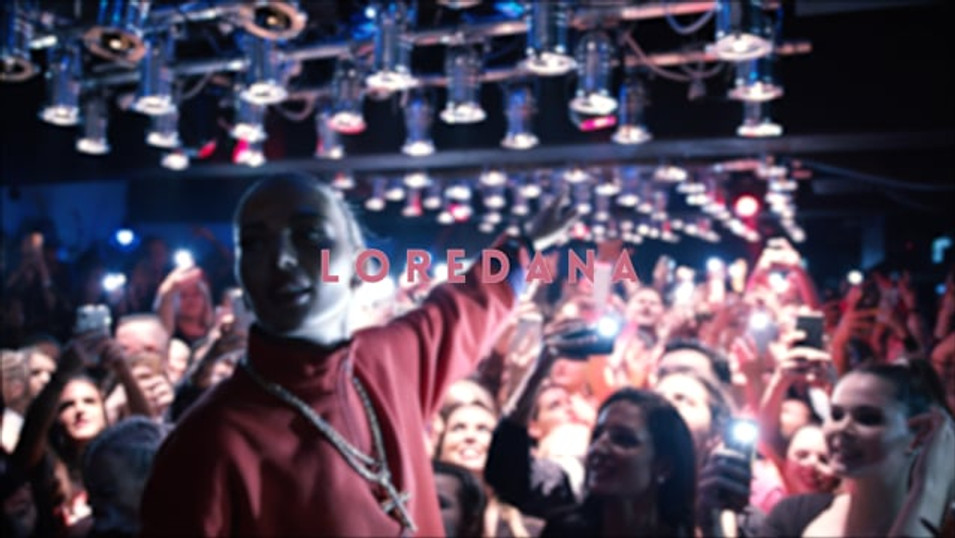 Loredana Spotify ClubShow