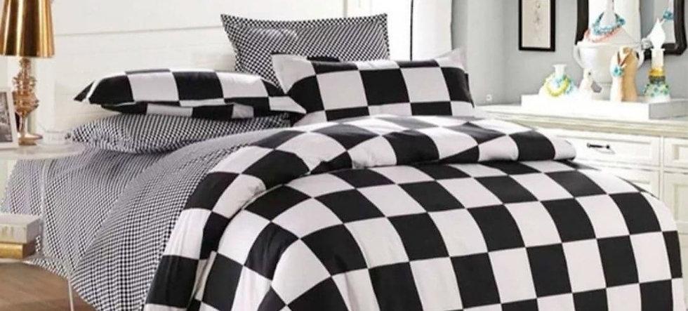Classy Duvet Cover Bedclothes Queen size