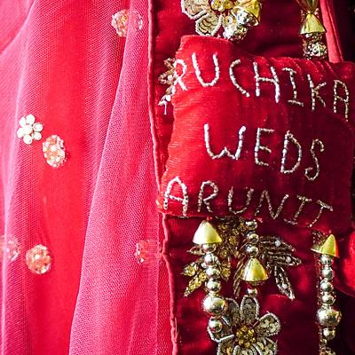 Ruchika + Arunit