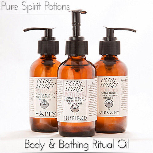 Body & Bathing Ritual Oil