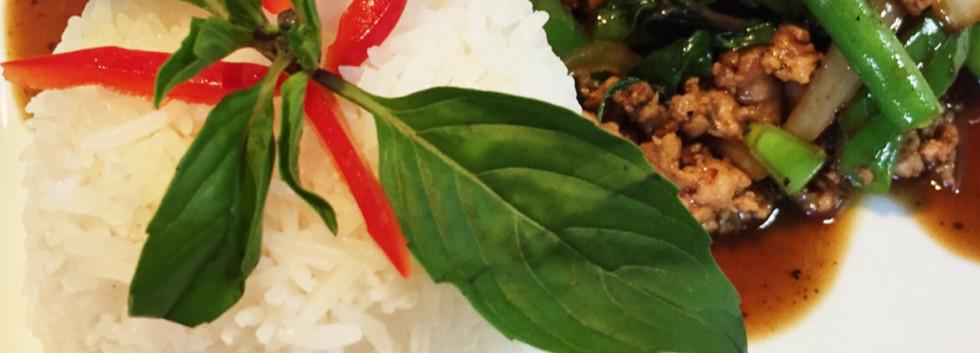 Kra Pow Gai Sub