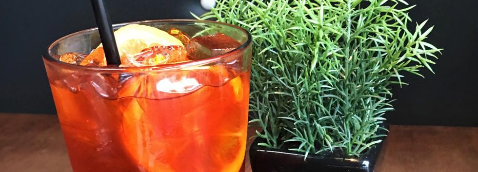 Lemon Thai Ice Tea