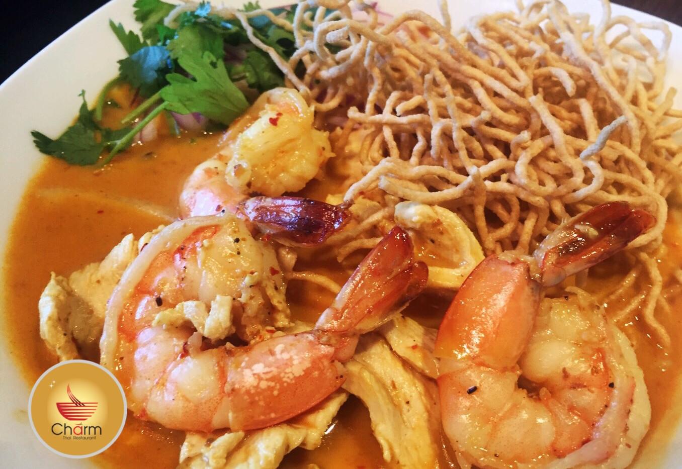 Kao Soi* (Chiang Mai Noodle)