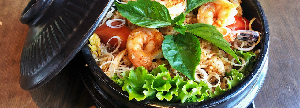 Charm Thai Fried Rice
