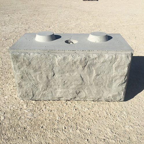 4' Decorative Block