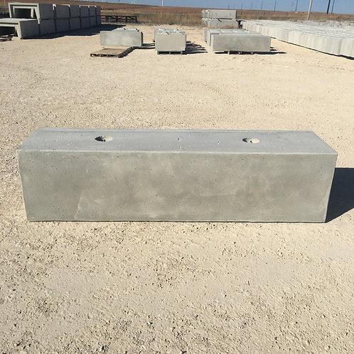 8' Flat Top Block