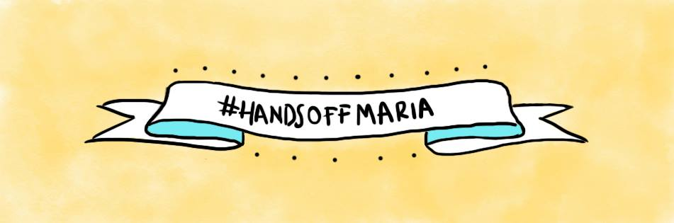 hands off maria
