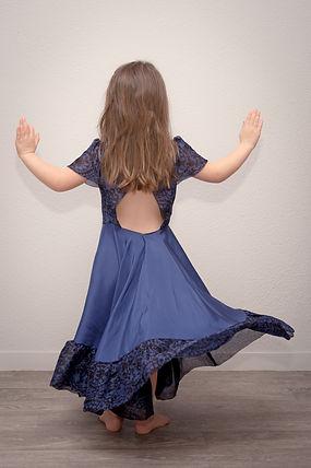 robes de petite fille noel mariage