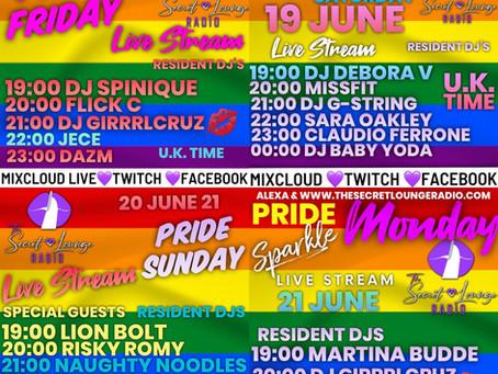 Our Pride Weekend