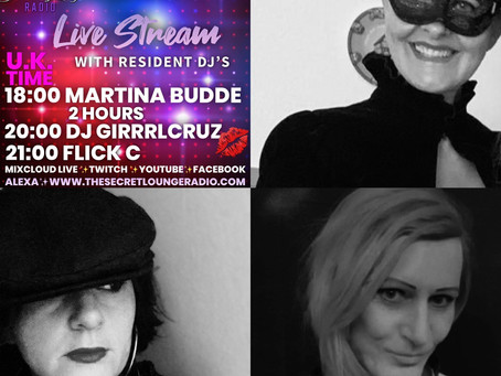 Sparkle Monday Live Stream
