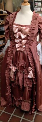 18th Century Costume for Kensington Palace