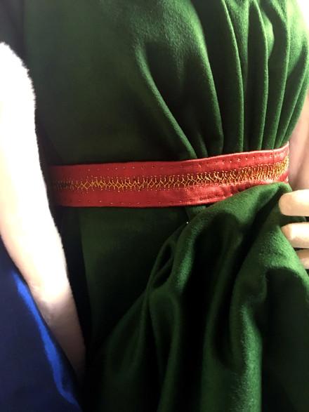 Arnolfini's Belt