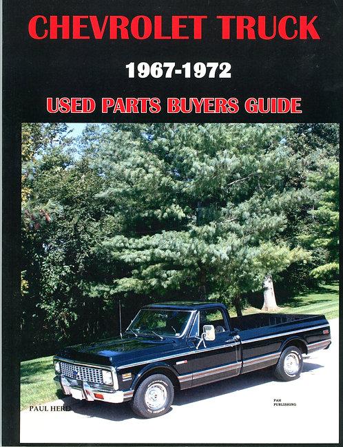 Chevrolet C10-C-30 1967-1972 Interchangeable Partss