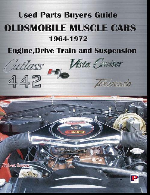 Oldsmobile Engine Drive train and Suspension