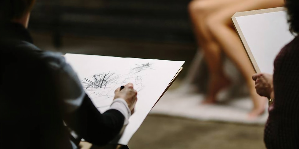 Evening Life Drawing Event
