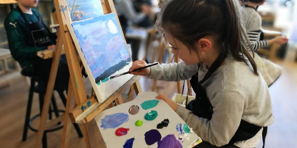 Half Term- Half day Art Workshop