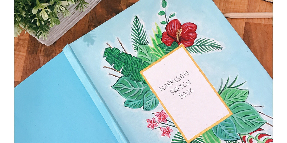Make Your Own Notebook & Journal
