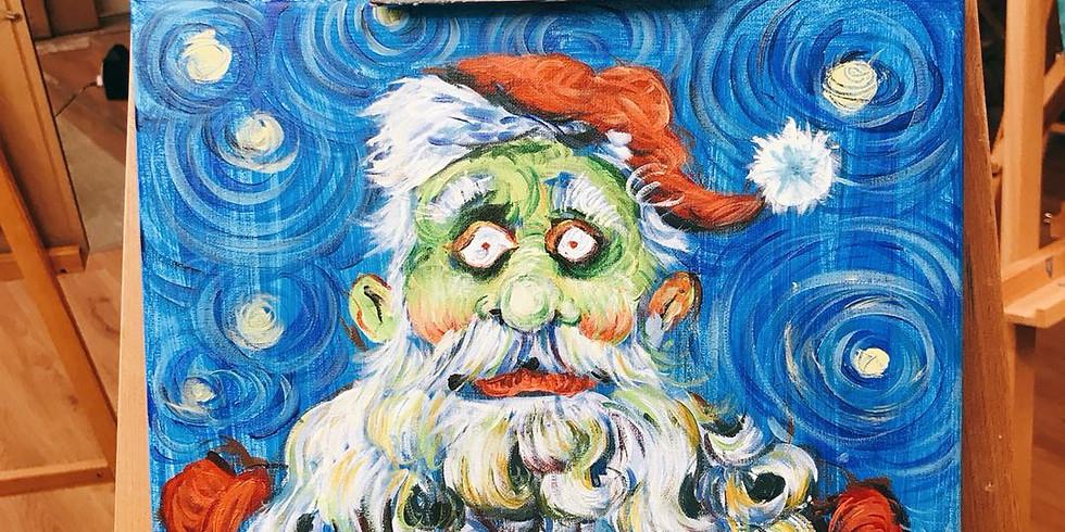 Celebrate Xmas with Van Gogh