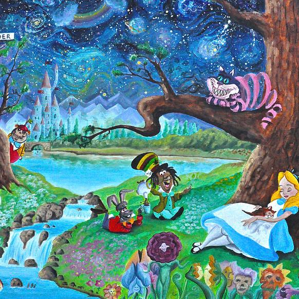 Online Event | Alice in Wonderland