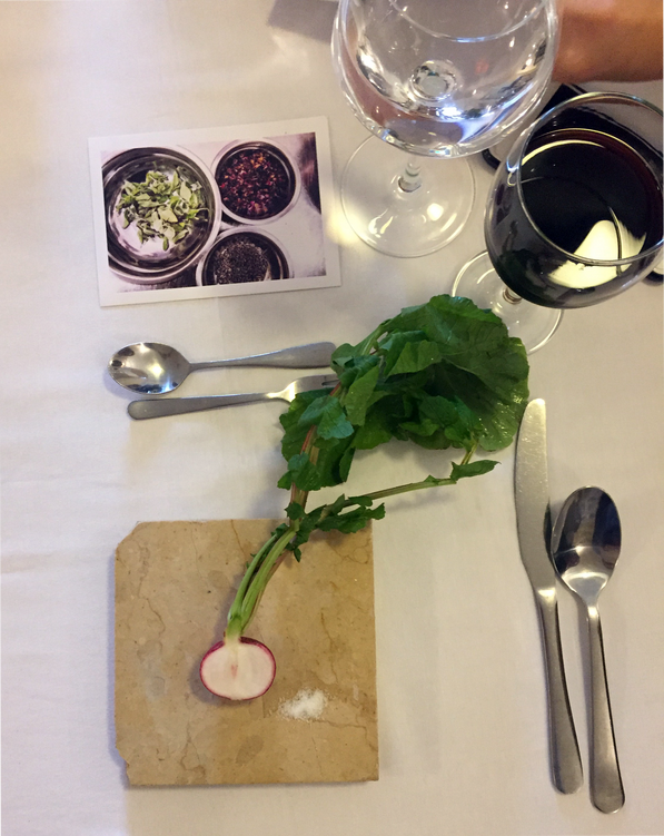 Fine Dining at Hosh Al Syrian Guesthouse, by Chef Fadi Kattan