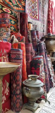 Antique shop at the Bethlehem Old Market