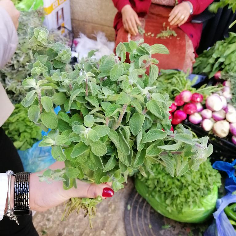 Bethlehem Market Experience + Lunch