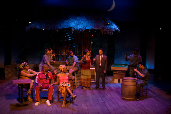 Ruined by Lynn Nottage