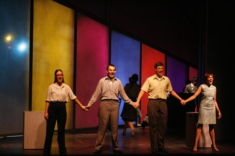 Merrily We Roll Along by George Furth and Stephen Sondheim