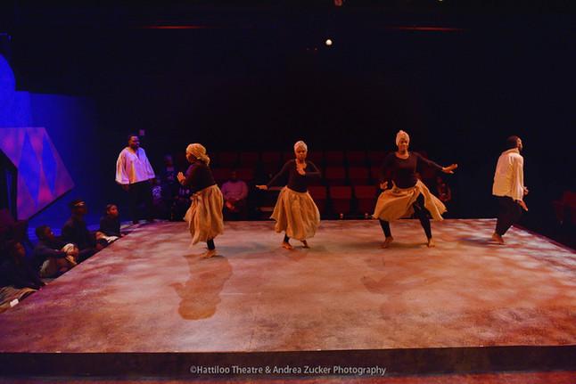 Take the Soul Train to Christmas by Ekundayo Bandele