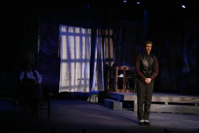 Three Penny Opera by Bertolt Brecht and music by Kurt Weill