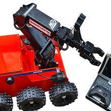 Australian Droid & Robot Explora Robotic Arm