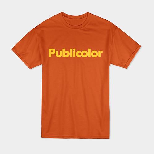 Optimistic Orange - Adult T-Shirt