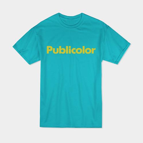 Tenacious Teal - Adult T-Shirt