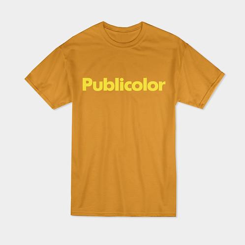 Grateful Gold - Adult T-Shirt