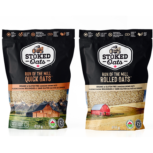 Grain From Rain Pack - 2 Pack