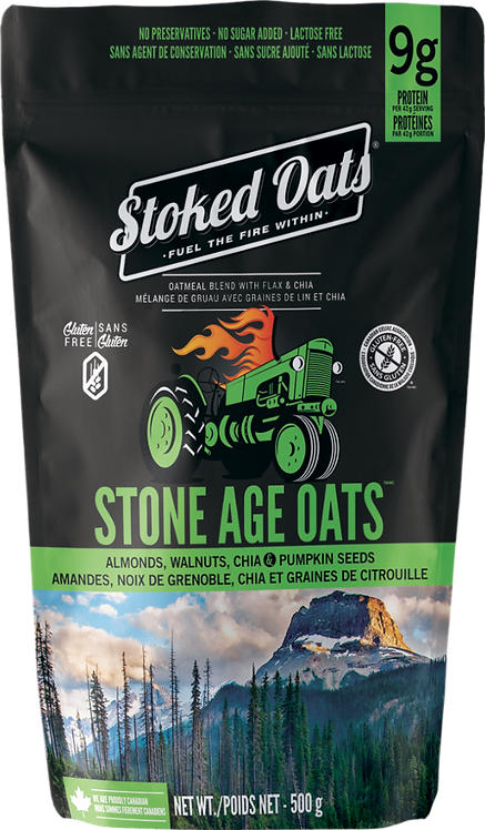 Stone Age Oats - 2 Pack