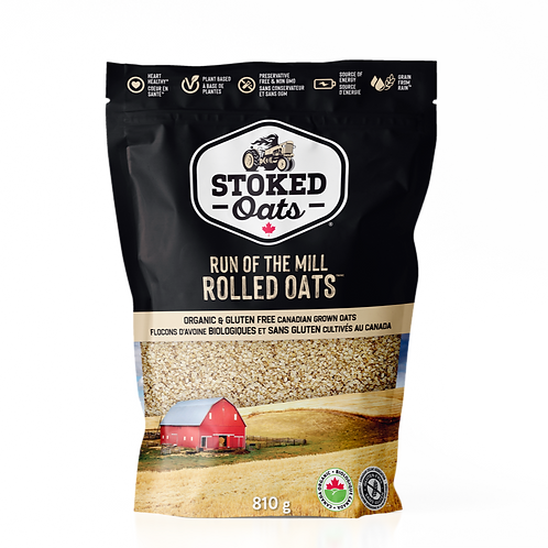 Run Of The Mill Rolled Oats - 2 PACK