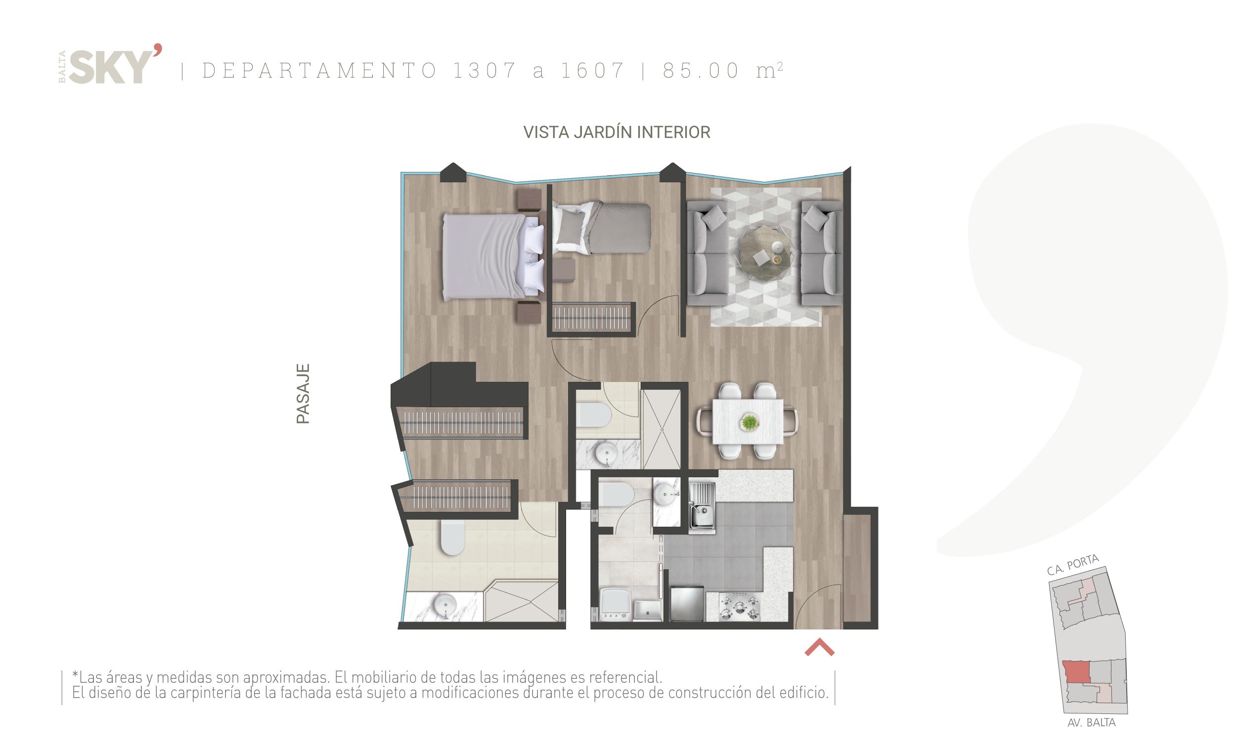 Departamento del 1307 - 1607