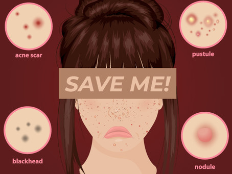 The Only One Thing that Can Save Your Face!