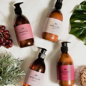 PARABEN FREE BODY PRODUCTS