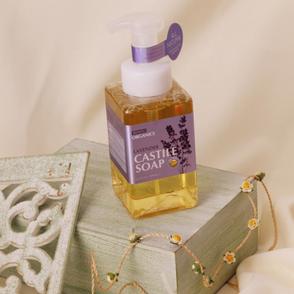 FOAMING CASTILE SOAP
