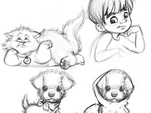 2nd Children's Book Concepts